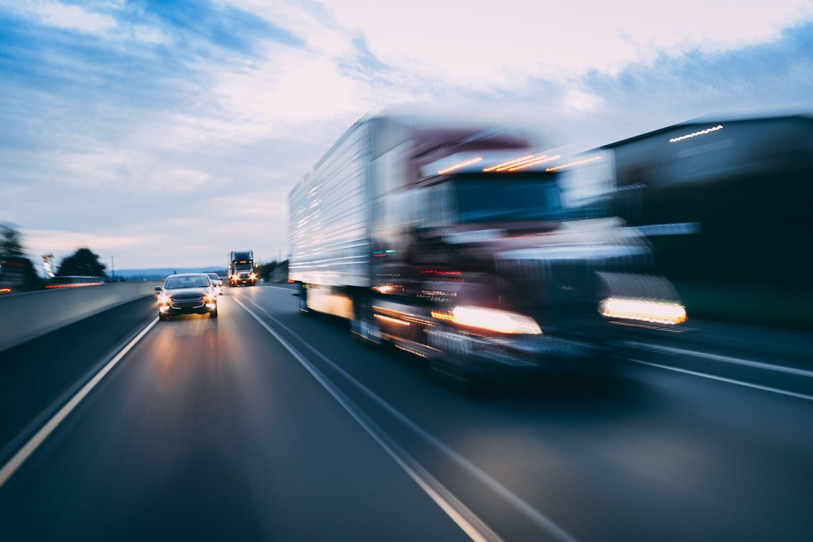 semi-truck collision