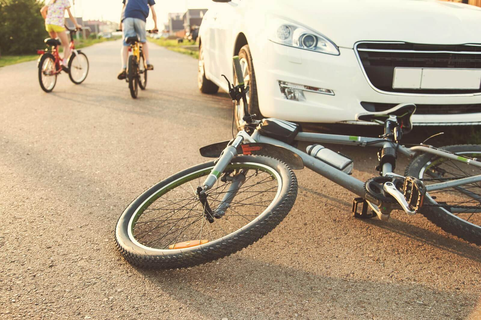 compensation for bicycle accidents