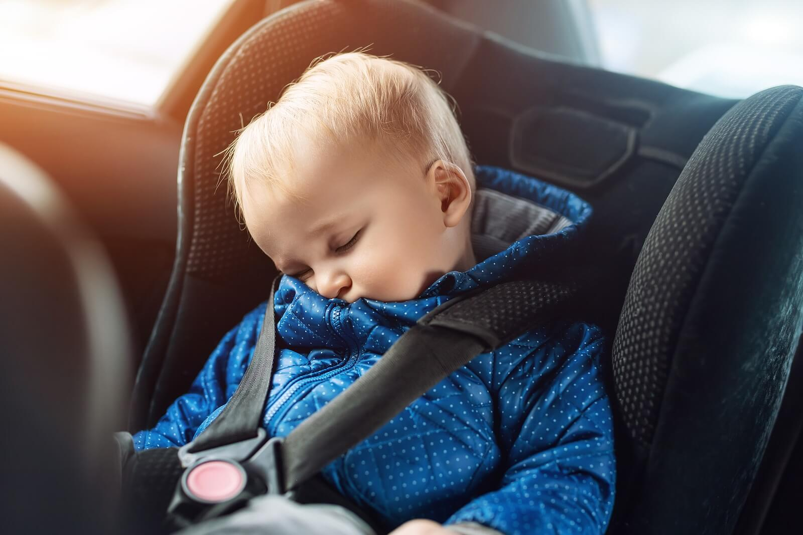 compensation for defetive baby seat