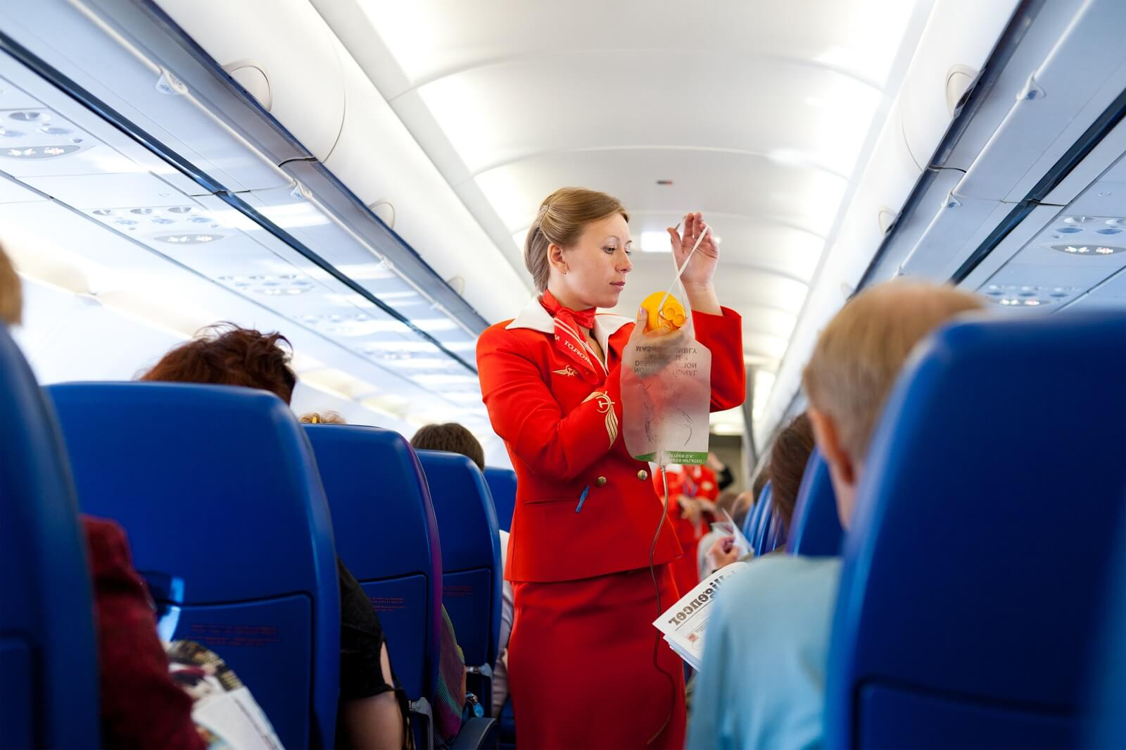 injury during a flight
