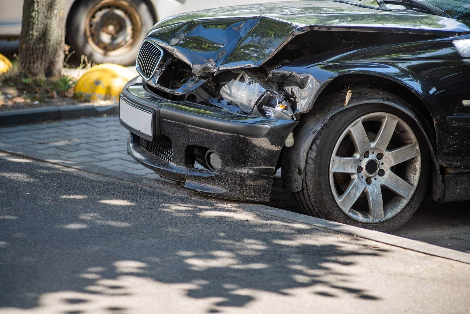 compensation for head-on collisions