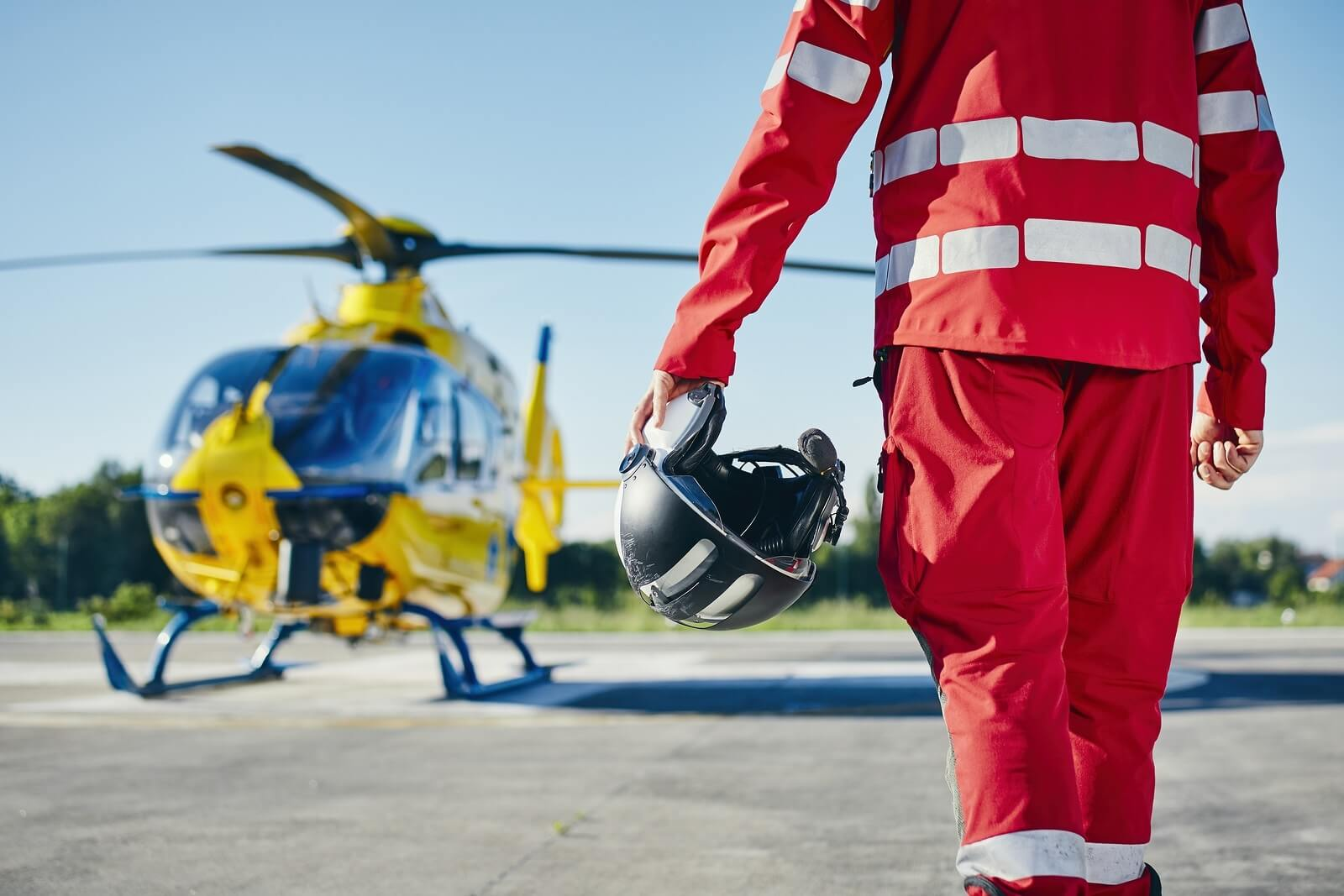 Helicopter injury lawyer