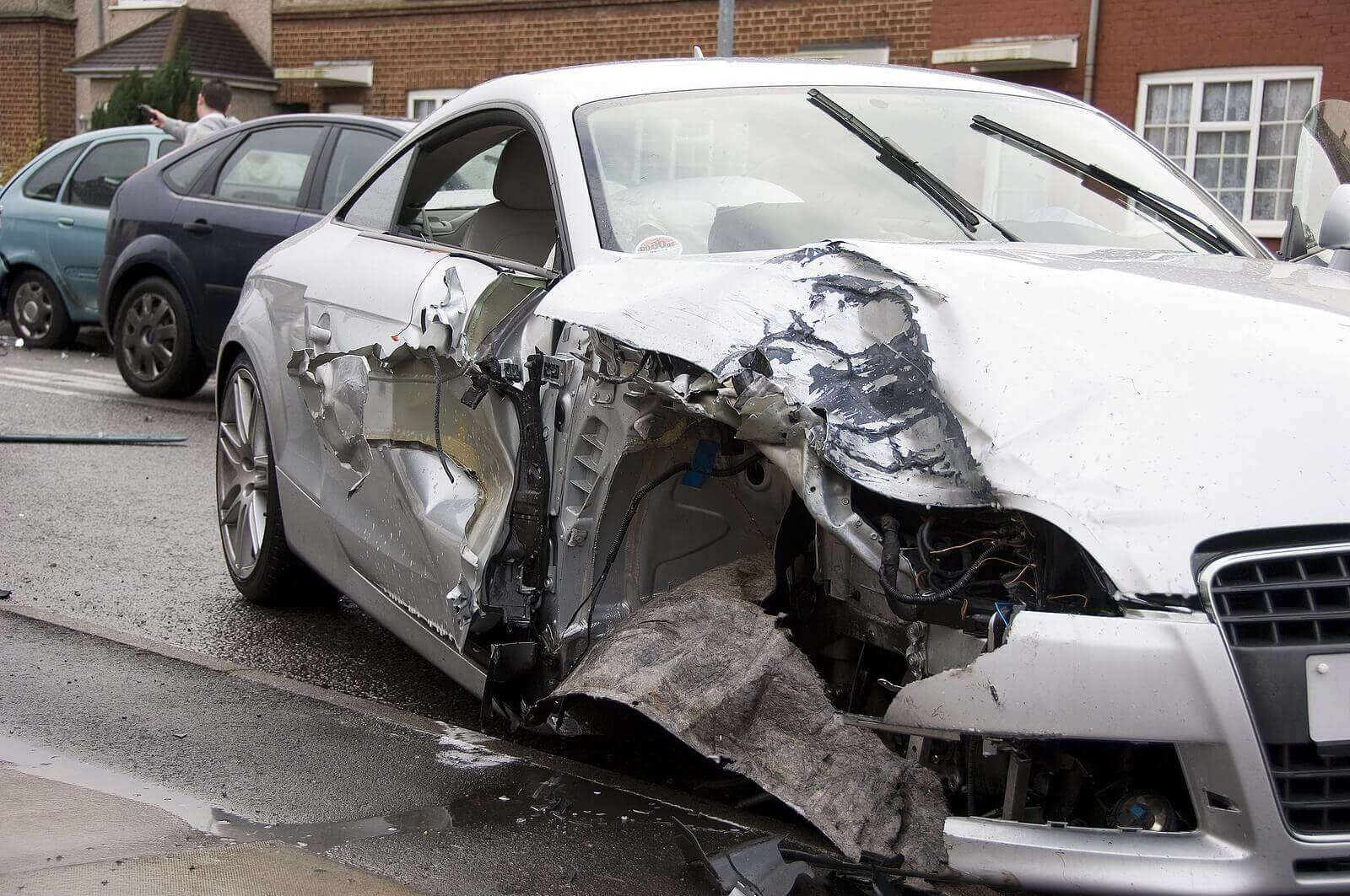 Motor vehicle collision lawyer Las Vegas