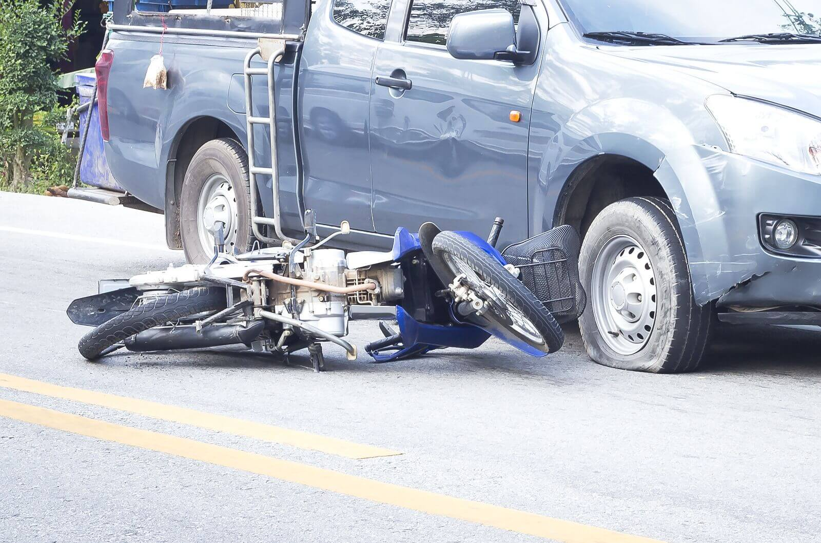 motorcycle injuries compensation