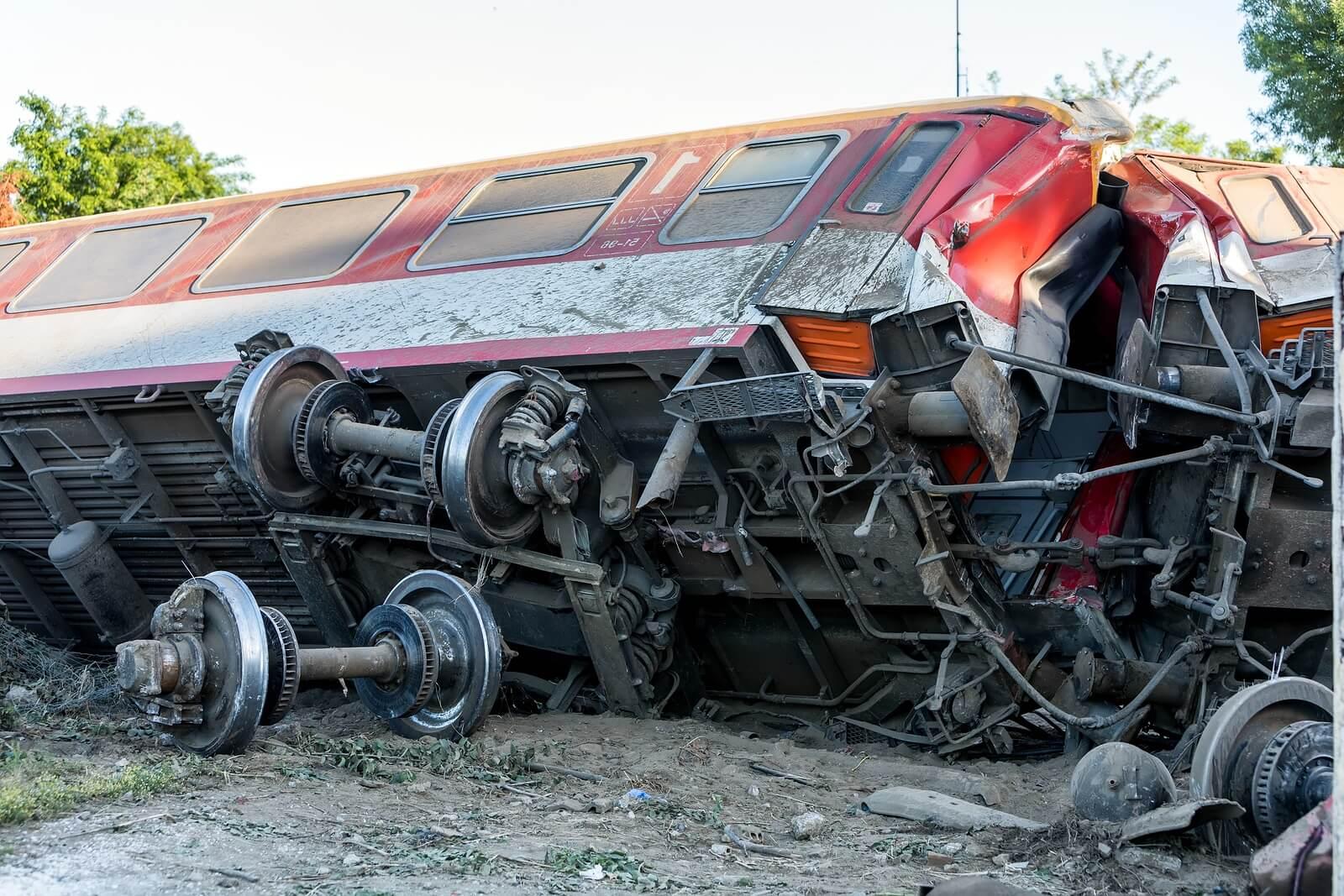 settlement for las vegas train accidents