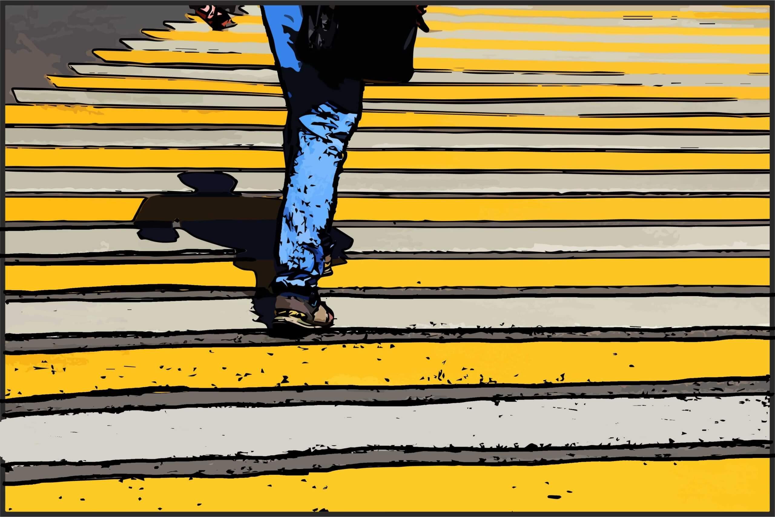 Pedestrian injury lawyer in NV