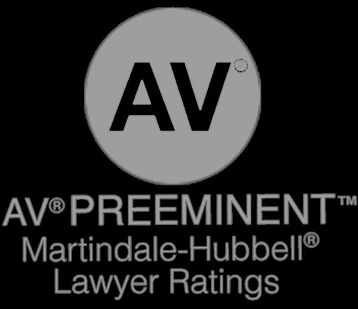 AV Preeminent injury law firm